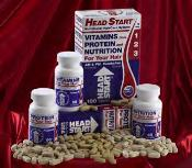 HEAD START VITAMINS FOR YOUR HAIR COMBOPAK 3-PHASE AM/PM