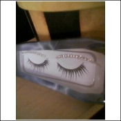 FANTASY MAKERS EYELASHES-STYLES RHINESTONES11105