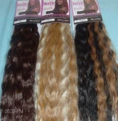 DIVINE HAIR BULK WET N WAVY DOUBLE PAK